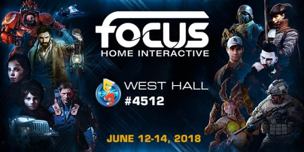 Focus Home Interactive Reveals its E3 Lineup