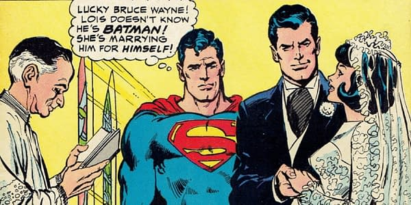 The Next DC Crisis May Remove Batman and Superman Marriages