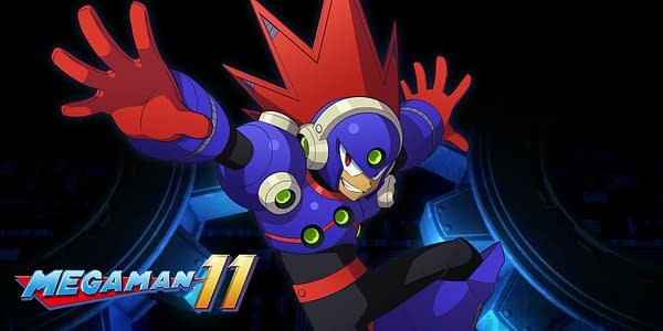 Capcom Introduces Blast Man As Next Boss Villain in Mega Man 11