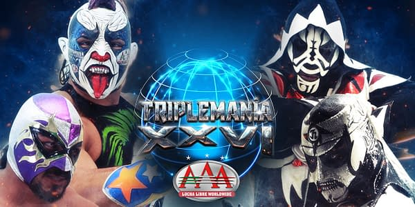 Twitch Will Stream AAA Lucha Libre Worldwide's Triplemania XXVI