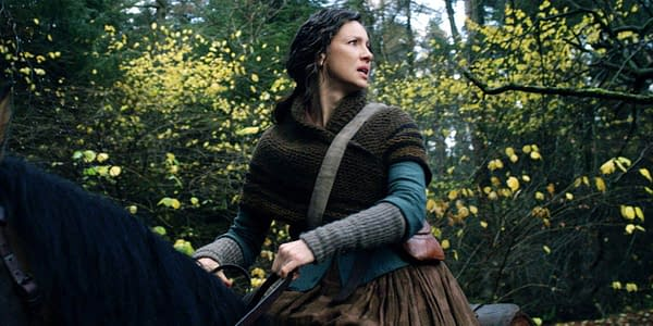 Outlander Shares New Season 4 Images of Claire, Jamie, and More