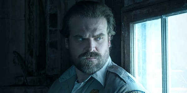 David Harbour Compares 'Stranger Things' Story Arcs to 'Star Wars'