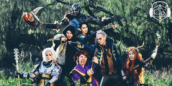 Critical Role to Bring Back Vox Machina for One Live Event