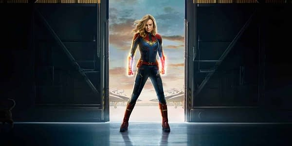 [Super Bowl LIII] 'Captain Marvel' Drops a New TV Spot During Big Game