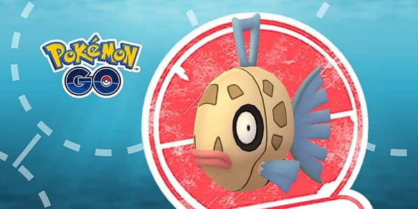 Pokémon Go Adds More Limited Research with Feebas