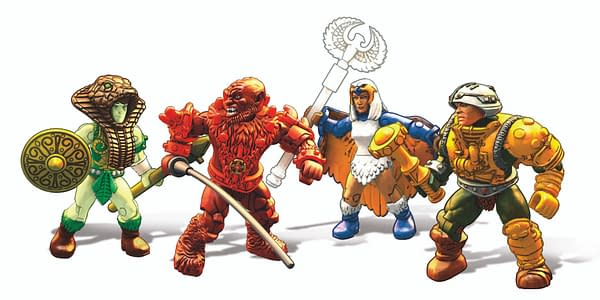 Masters of the Universe Castle Grayskull Mega Construx 2