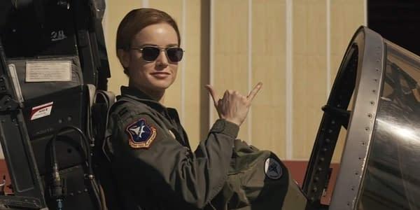 "Captain Marvel Star Brie Larson Addresses the ""Smile More"" Controversy"