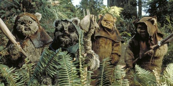 Yub Nub: Is Disney+ Planning an Ewok 'Star Wars' Spinoff Series?
