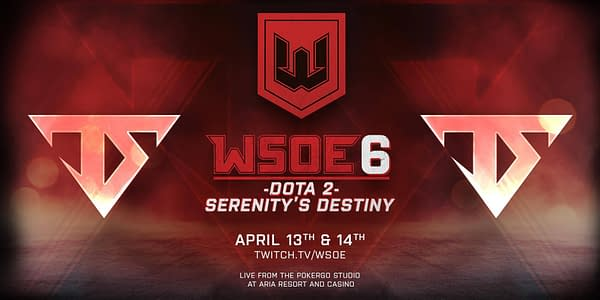 Dota 2 Returns for World Showdown of Esports 6