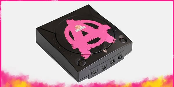 Bethesda Softworks Giving Away a SEGA Dreamcast With Rage 2