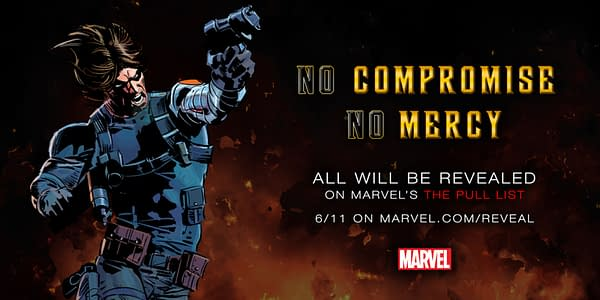 "Latest Marvel ""No Compromise, No Mercy"" Teaser Features Winter Soldier"