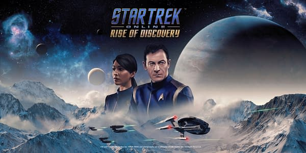 """""""Star Trek Online: Rise of Discovery"""" Launches on Consoles Today"""
