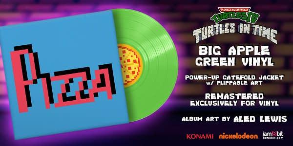"""""""Teenage Mutant Ninja Turtles: Turtles In Time"""" Soundtrack Goes Vinyl"""
