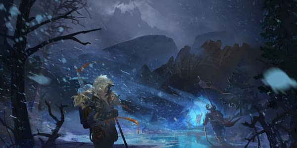 """Guild Wars 2"" Announces the Next Season: the Icebrood Saga"