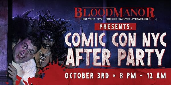 Party List of New York Comic Con 2019