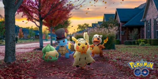 """""""Pokémon GO"""" Will Launch A Halloween Event This Week"""