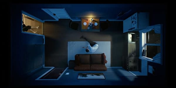 Will you be able to save yourself and your wife in just 12 Minutes? Courtesy of Annapurna Interactive.