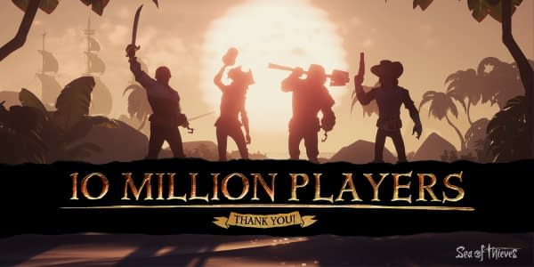 """Sea Of Thieves"" Cracks 10 Million Players This Week"