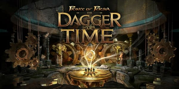 "Ubisoft Announces ""Prince of Persia: The Dagger Of Time"" Escape Room"