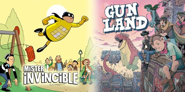 Two Magnetic Press comic book releases that can be ordered on their new online store.