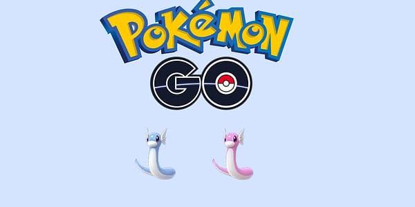Dratini in Pokémon GO. Credit: Niantic