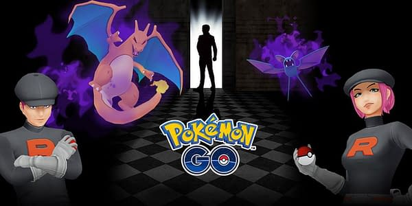 Shadow Mewtwo isn't the only Pokémon you should leave Shadow. Credit: Niantic.