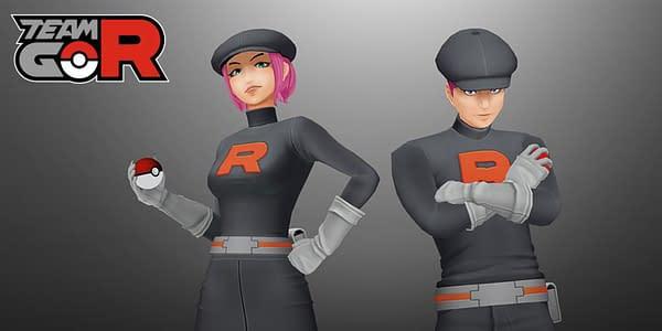 Team GO Rocket promotional art. Credit: Niantic.