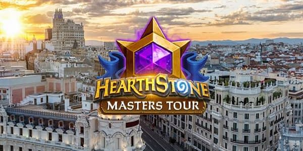 Hearthstone Masters Tour Online: Madrid will still be held, just a bit later, courtesy of Blizzard.