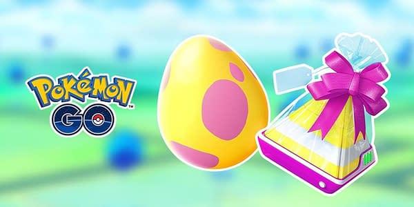 Current bonuses in Pokémon GO. Credit: Niantic.