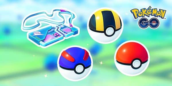 Items to have or delete for Pokémon GO Fest 2020 preparation. Credit: Pokémon GO's Twitter account.