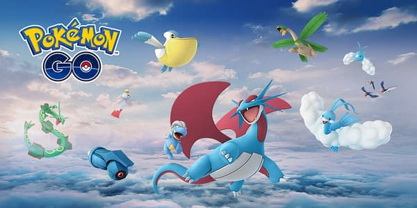 Pokémon GO promo art, non-specific to GO Fest 2020. Credit: Niantic.
