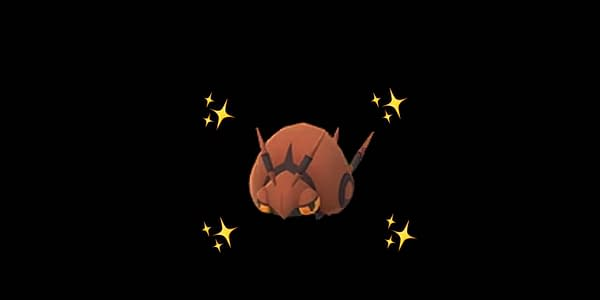 Will Venipede be Shiny for Spotlight Hour? Credit: Niantic