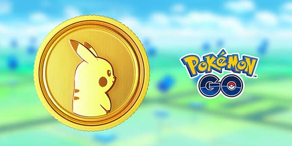 A look at the new PokéCoin, courtesy of Niantic.