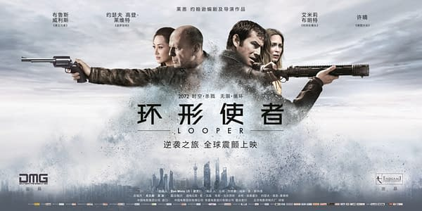 How Looper Showed Chinese Future to Get Time Travel Past the Censors.