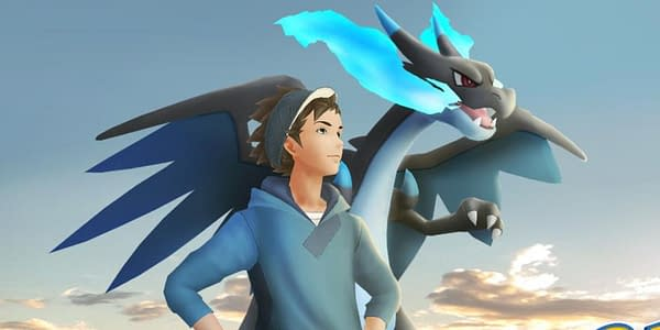 Promo art for Mega Pokémon, which can lead to Shiny encounters in Pokémon GO. Credit: Niantic