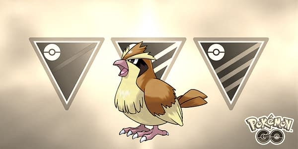 What Ever Happened to GO Battle Day: Pidgey in Pokémon GO?. Credit: Niantic & The Pokémon Company