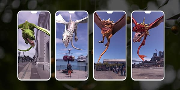 Dragon Week Event Announced for Harry Potters: Wizards Unite. Credit: Niantic