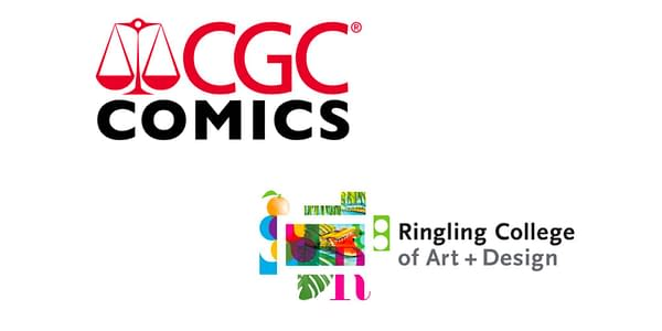 Both companies' logos. Credit: CGC & Ringling College of Art and Design
