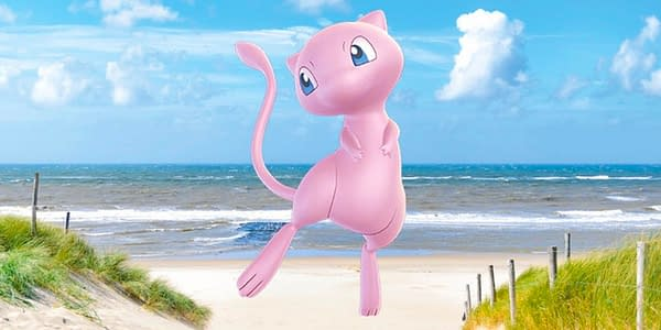 Will Shiny Mew Ever Be Released in Pokémon GO? Credit: Niantic