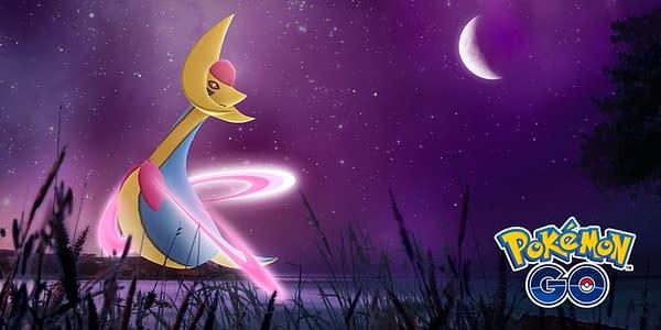 Cresselia Raid Guide: Catch a Shiny Moon Goddess in Pokémon GO. Credit: Niantic