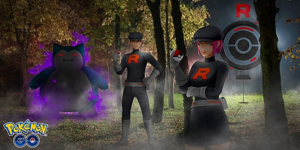 Where Are the New Shadow Pokémon in Pokémon GO? Credit: Niantic