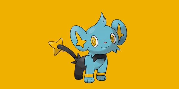 Shinx Raid Spotlight: Boosted Shiny In Pokémon GO. Credit: The Pokémon Company