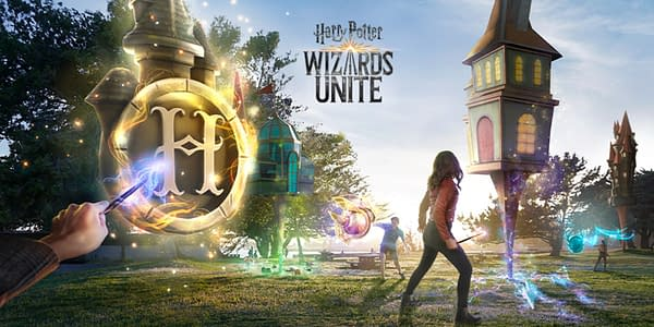 Harry Potter: Wizards Unite deserves another shot. Credit: Niantic