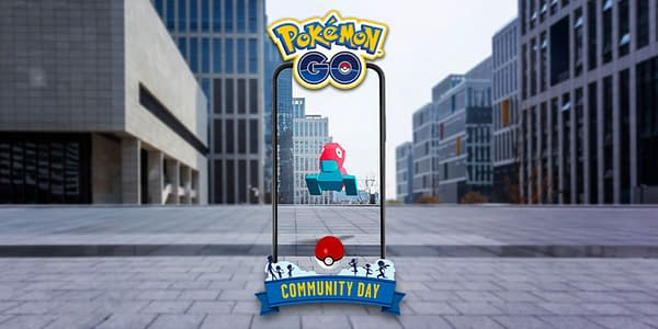 Porygon Community Day Details Revealed in Pokémon GO. Credit: Niantic