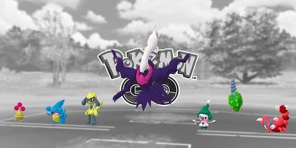 The Rarest Generation Four Shiny Pokémon in Pokémon GO. Credit: Niantic