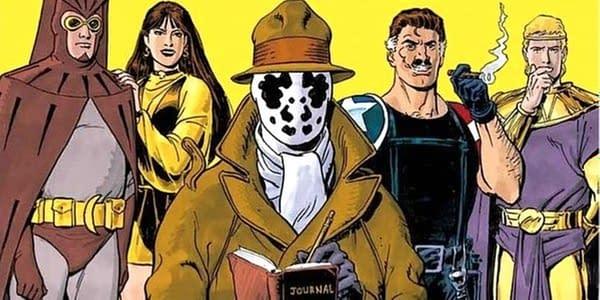 Tristan Basile Adapts Watchmen Into A Nine-Panel Zoom Play