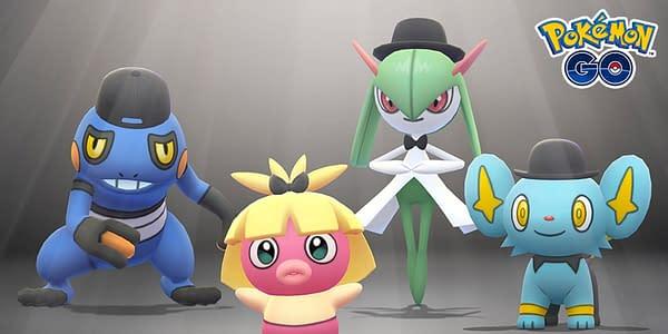 Pokémon GO Fashion Week event promotional image. Credit: Niantic