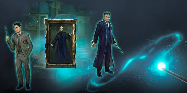 Harry Potter: Wizards Unite October 2020 Wizarding Weekend promo image. Credit: Niantic