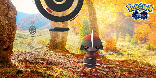 The Seasons Change: Part 2 promotional image in Pokémon GO. Credit: Niantic