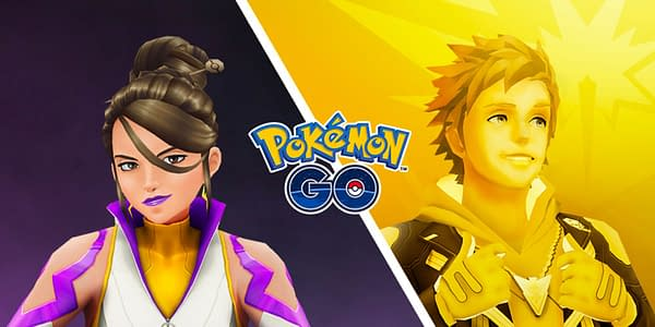 Team GO Rocket Leader Sierra promotional image in Pokémon GO. Credit: Niantic